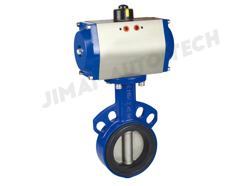 Wafer Soft-seal Butterfly Valve